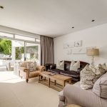 Silvertree - Cottage Living Area