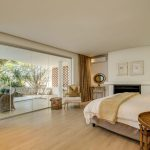 Silvertree - Main Bedroom with Private Patio Doors