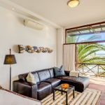 Camps Bay Terrace Palm Suite - Living Area