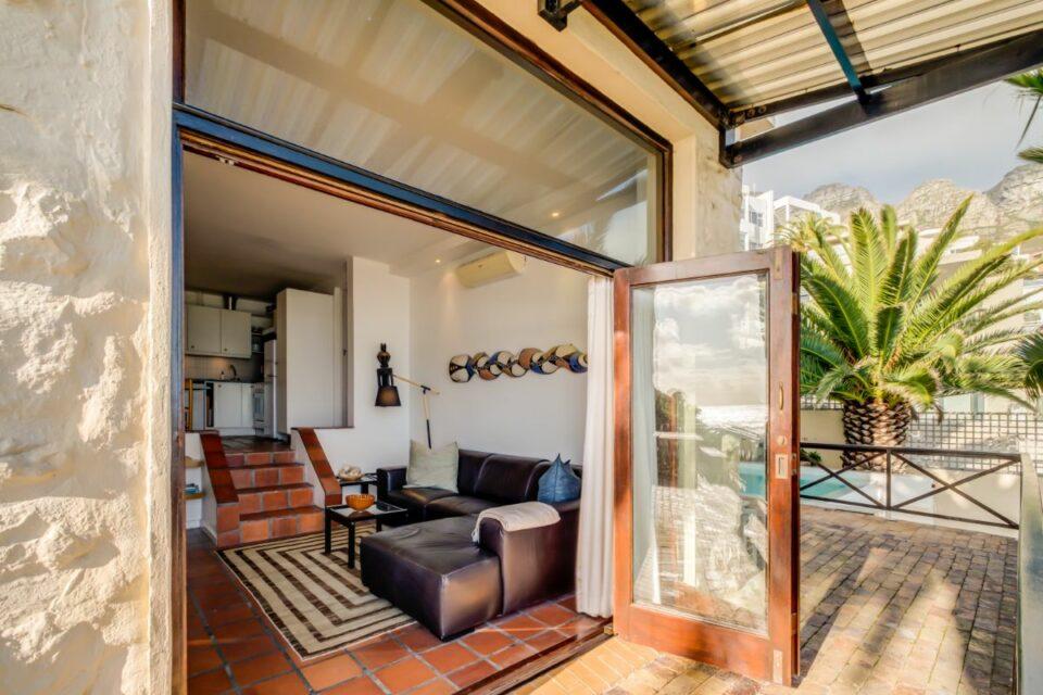 Camps Bay Terrace Palm Suite - Outdoor Access