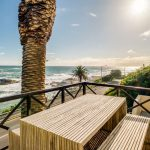 Camps Bay Terrace Palm Suite - Outdoor Dining