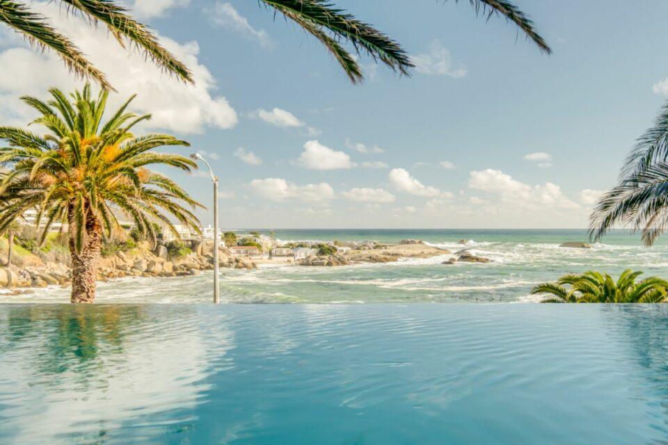 Camps Bay Terrace Palm Suite - Sea Views
