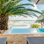 Camps Bay Terrace Palm Suite - Sun Loungers with View