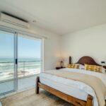 Camps Bay Terrace Penthouse - Main Bedroom Sea Views