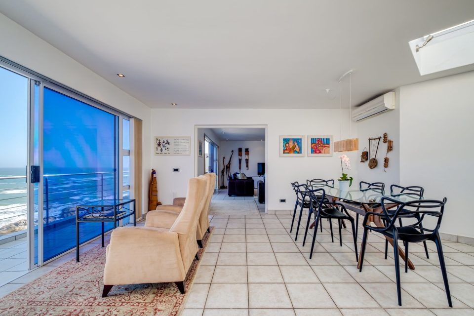 Camps Bay Terrace Penthouse - Indoor Views