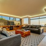 Ocean Pearl - Comfortable Living Room with Gorgeous Views