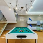 Ocean Pearl - Games Room with Pool Table