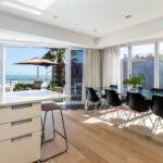 Paloma Apartment - Dining Ocean Views