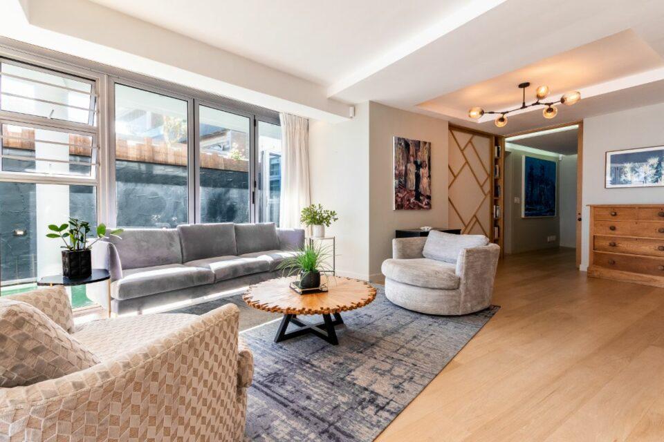 Paloma Apartment - Living Area