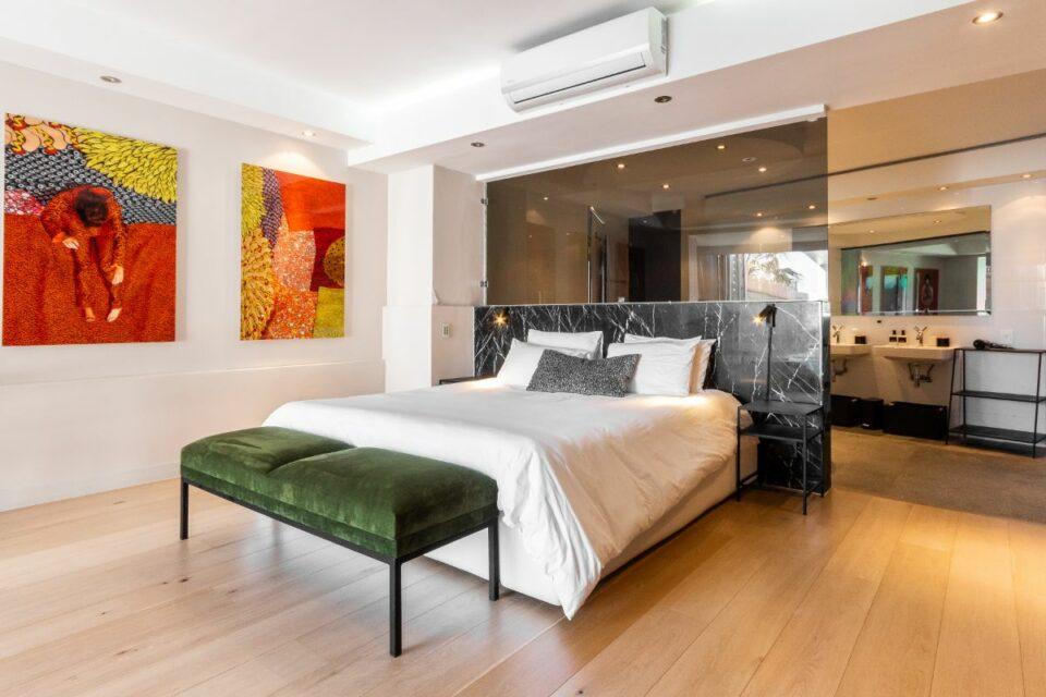 Paloma Apartment - Master Bedroom