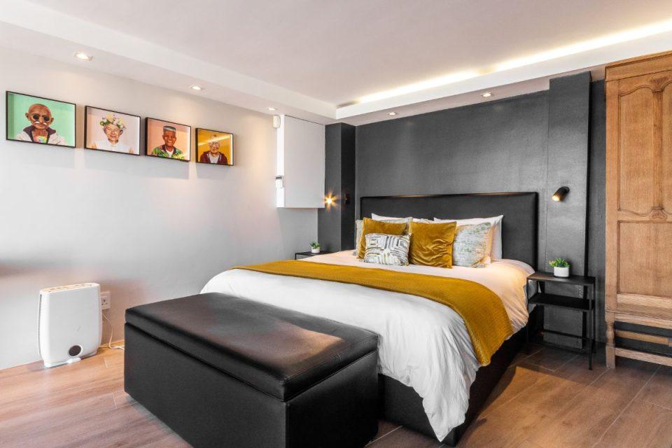 Paloma Pad - Bedroom Space