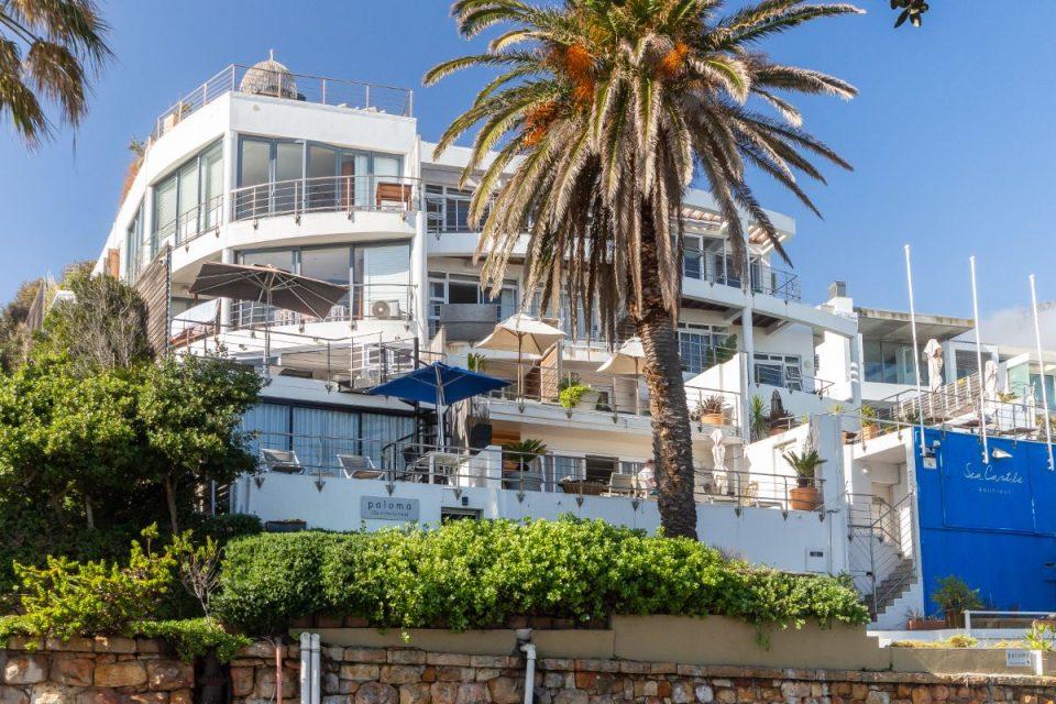 Paloma Pad - Exterior View of Apartment