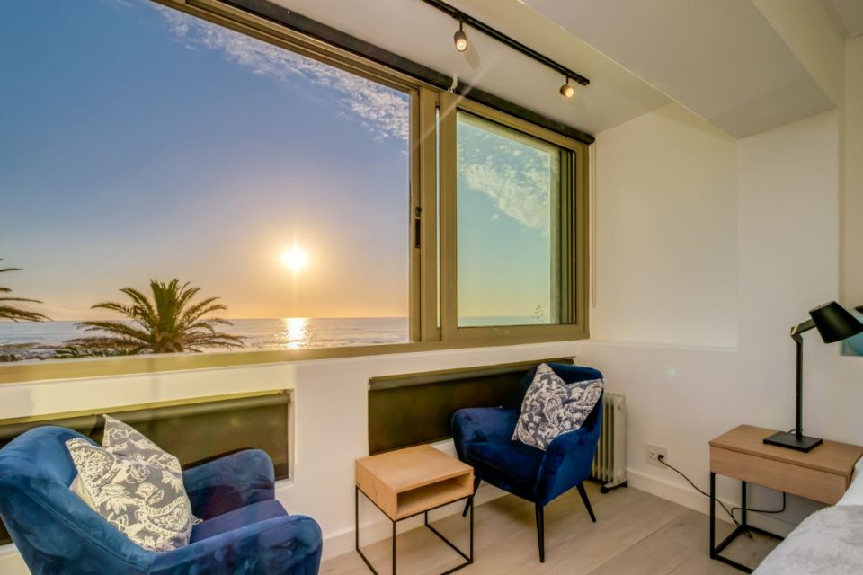 Sundowner Views - Sunsets from the Master Bedroom