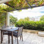Altmore 001 - Private patio