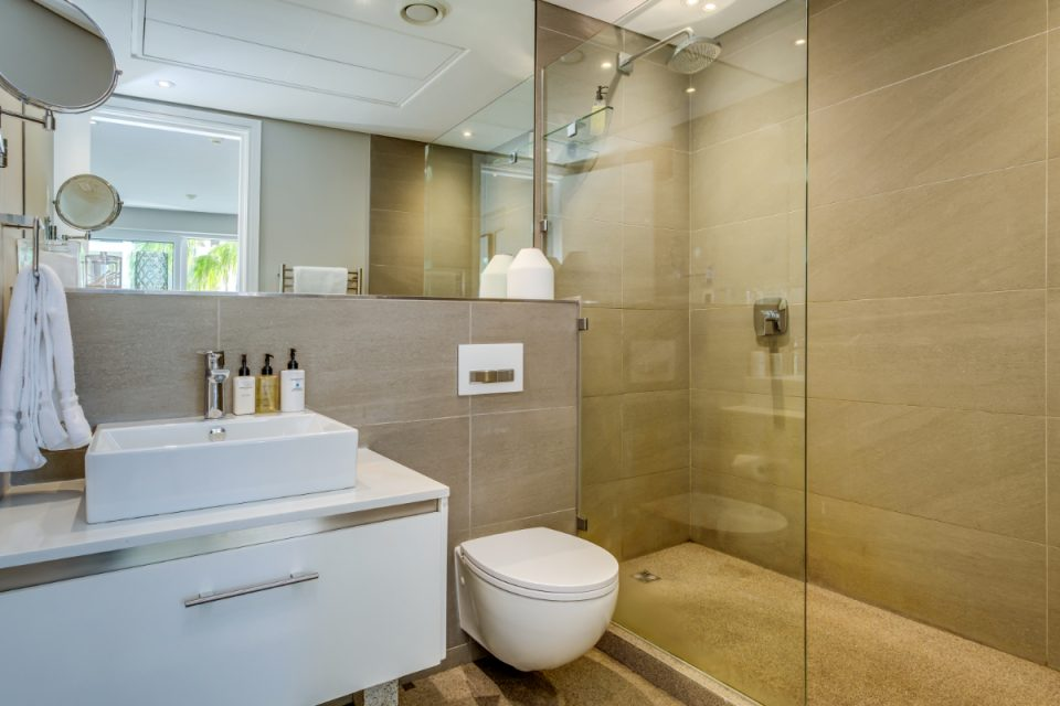 Gulmarn 201 - Bathroom