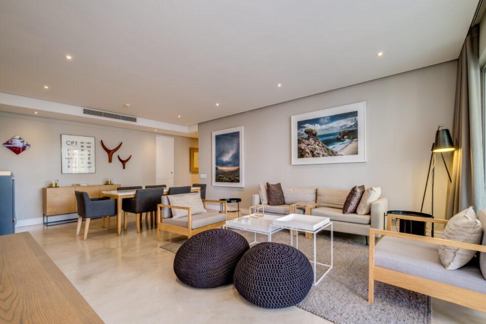 Gulmarn 201 - Living room