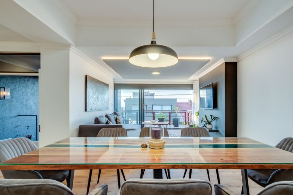 House of M - Open Plan Dining