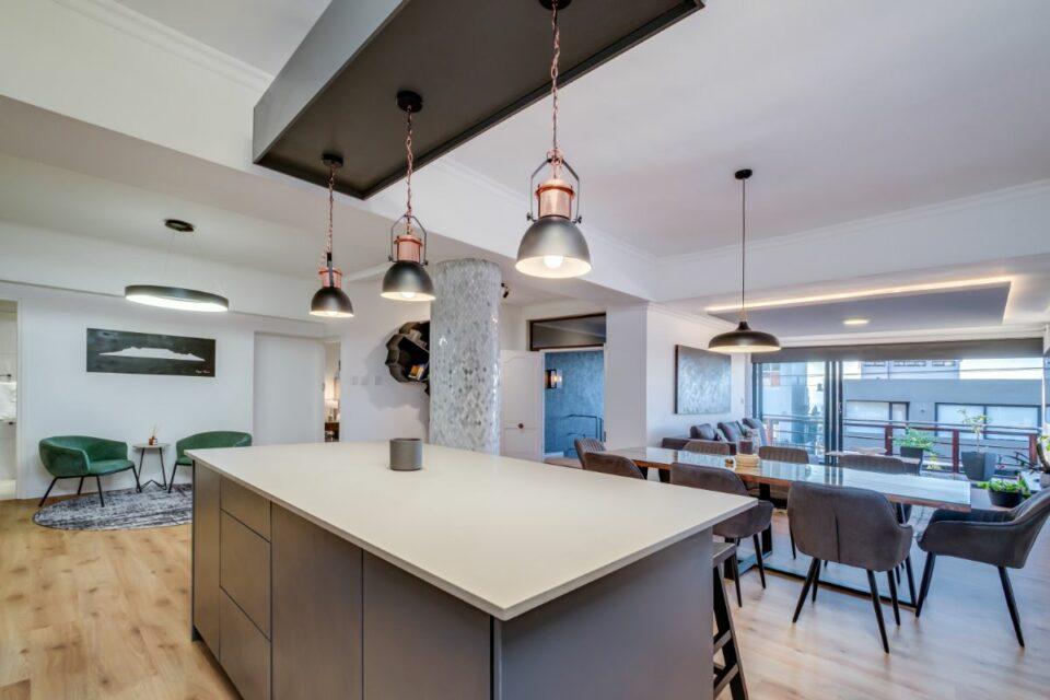 House of M - Open Plan Kitchen