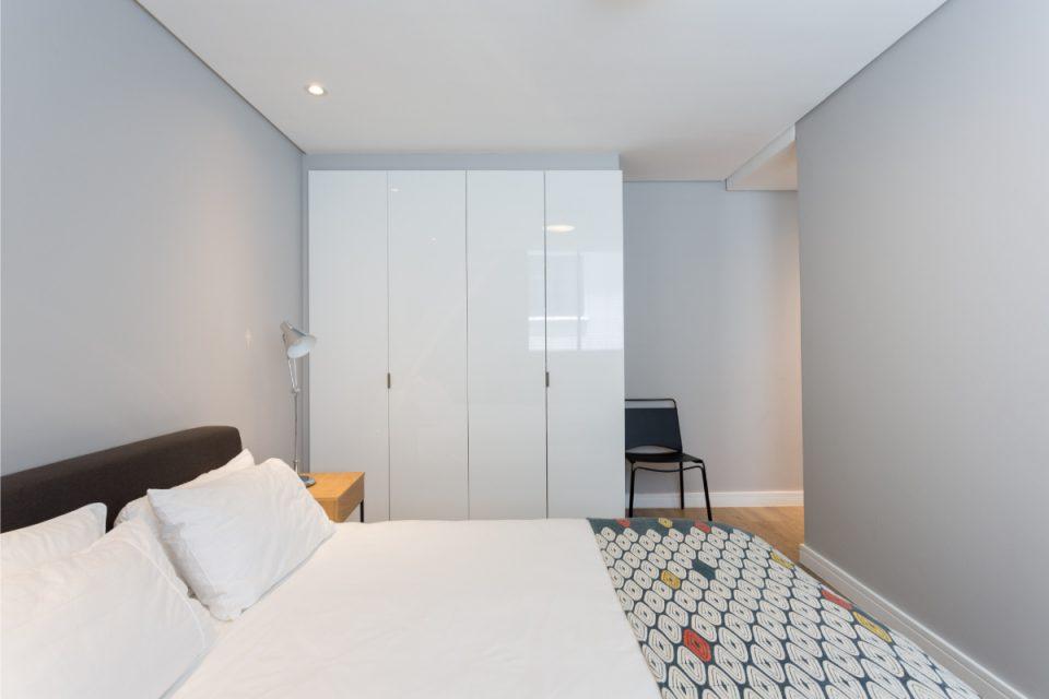 202 Warwick - Master bedroom