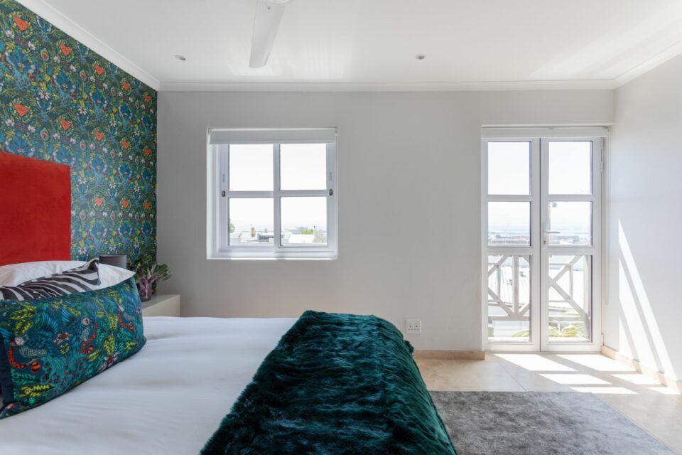 207 DWP - Master Bedroom Balcony