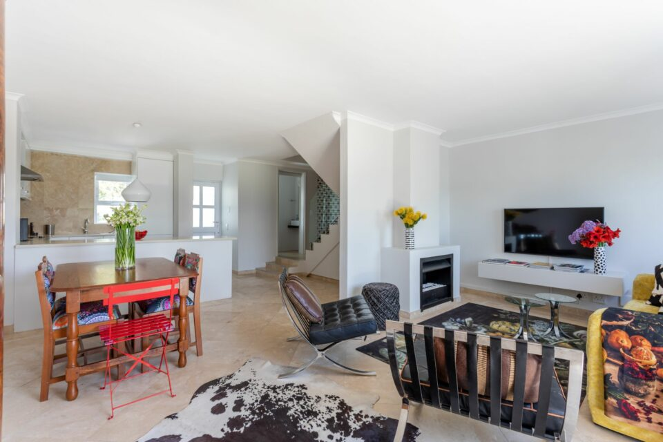 207 DWP - Open Plan Living Area