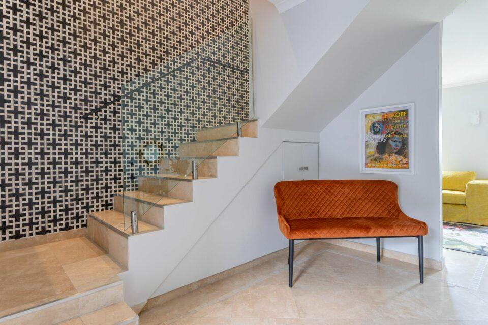 207 DWP - Stairs