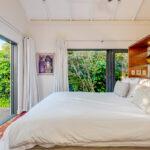Amory - Master Bedroom Garden Views