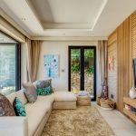 Bayon House - TV room